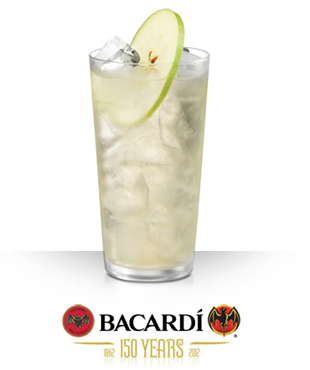 Bacardi Cocktails<br>Apple Mojito