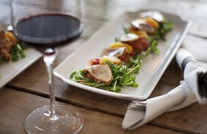 Food Pairing with Red Wines