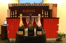 The 1st Krug Private Sale Tasting