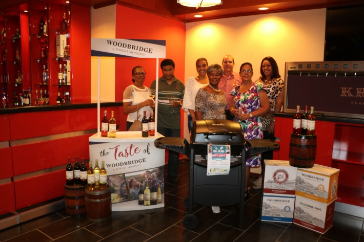 Woodbridge Sizzling Summer Grill Giveaway