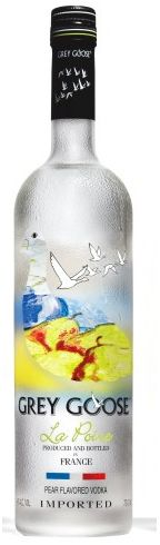 of Grey Goose La Poire