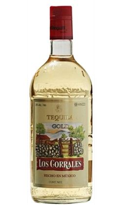 Tequila Corrales Gold
