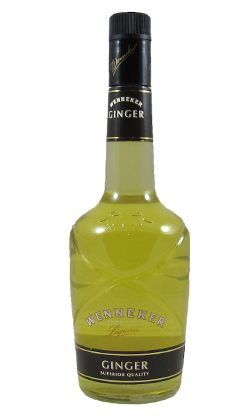 of Wenneker Ginger Liqueur