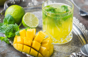Mango Mojito – the fruit based mojito you never knew existed