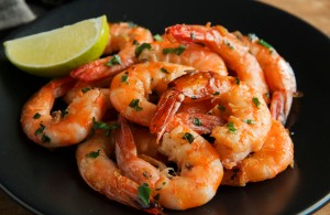 Garlic shrimps: The perfect appetizer or side-dish