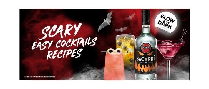 Scary easy cocktail recipes