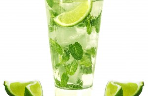 A classic mojito with a twist so everyone can enjoy it.