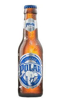 Polar Beer bottle 24-pack