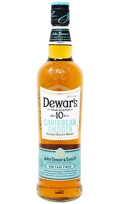 Dewar's Caribbean Smooth 10 years