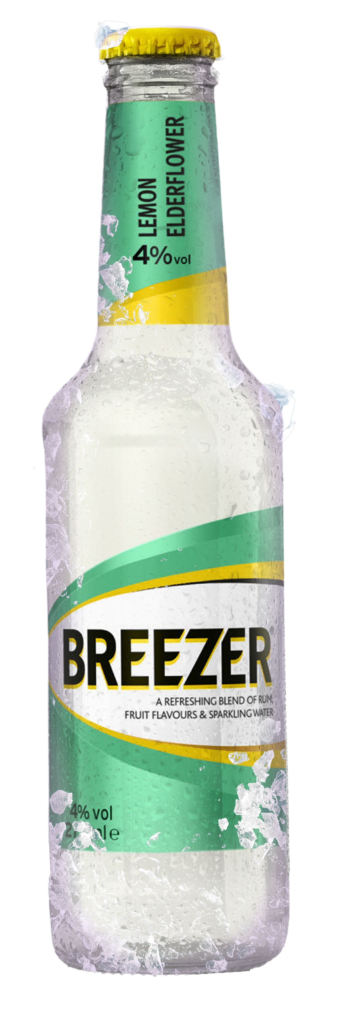 Breezer Lemon-Elderflower